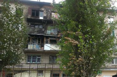 Разрушенный город. Как сегодня выглядит Луганск