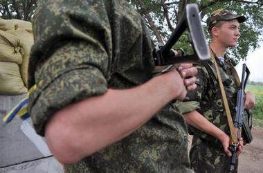 За сутки в зоне АТО погибли два украинских военнослужащих – СНБО