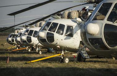 8 медицинских вертолетов превращаются в металлолом, а не спасают раненных
