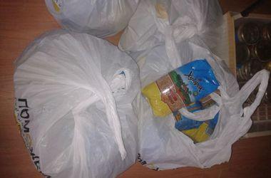 Жители Ждановки и Кировского получили 9 300 продуктовых наборов от Гуманитарного штаба Ахметова