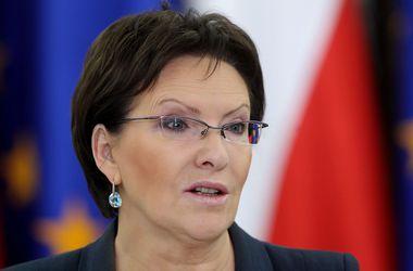 Польша отказалась поставлять оружие в Украину