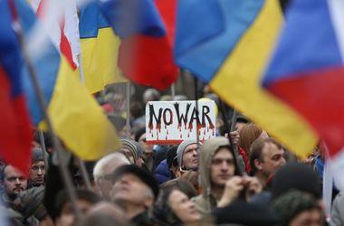 Российская интеллигенция зовет россиян на марш мира