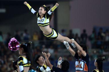 В Южной Корее прошла красочная церемония открытия Азиатских Игр-2014