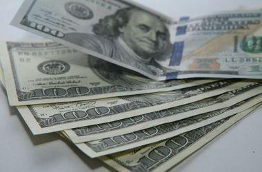 Нацбанк продавал на аукционе доллары по 13,55 гривен