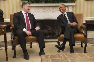 Обама отказал Украине в спецстатусе союзника вне НАТО
