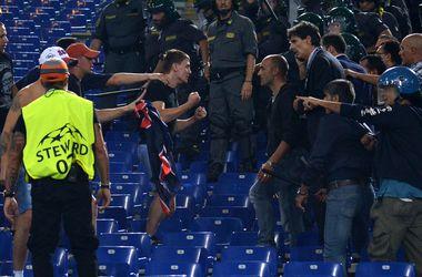 УЕФА серьезно накажет ЦСКА из-за поведения российских фанов