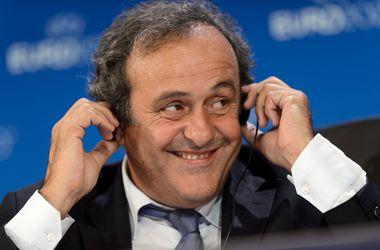 Платини отказался выполнять решение ФИФА