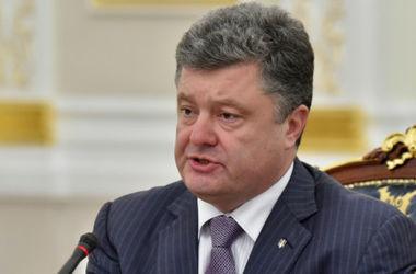 В воскресенье Порошенко даст интервью ведущим украинским СМИ