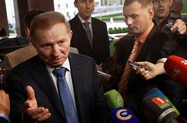 В Минске договорились активизировать обмен пленными – Кучма