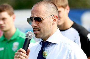 """Тренер """"Карпат"""" рассказал, как матч против сборной Украины поставил крест на его краьере"""