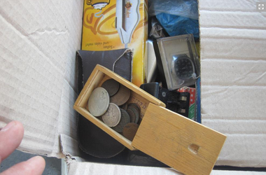 Украинец пытался вывезти в Россию коллекцию старинных монет