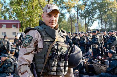 Боксер Артем Усик в зоне АТО спас офицера Нацгвардии