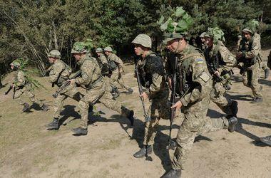 Совместные тактические учения Украины и США перешли в активную фазу – Минобороны