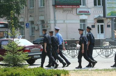 Киевская милиция задержала вымогателей, похитивших иностранца
