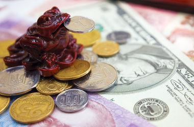 Курс доллара в Укарине повысился