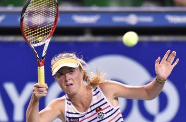 Элина Свитолина без борьбы вышла в четвертьфинал турнира в Китае