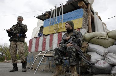 Силы АТО подготовили площадки для отступления в буферную зону – СНБО