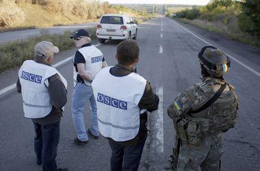 В ОБСЕ говорят, что их наблюдателей не обстреливали под Луганском