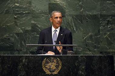 Обама назвал условие для снятия санкций с РФ