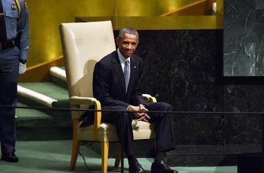 Недавние действия России в Украине изменили мировой порядок – Обама
