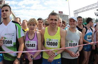 В Киеве из-за марафона на выходных перекроют движение (список улиц)