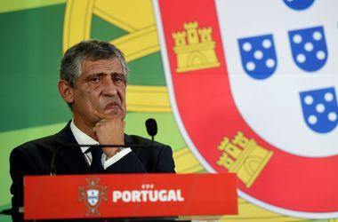 ФИФА отказала тренеру сборной Португалии: Сантуш не сможет руководить командой в отборе Евро-2016