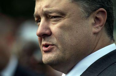 Порошенко рассказал, когда приедет в Донецк