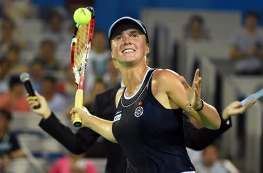Лучшая украинская теннисистка Свитолина вышла в полуфинал турнира WTA Premier