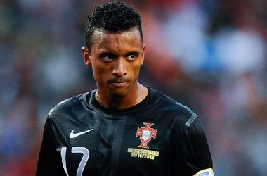 Игрок сборной Португалии Нани попал в аварию