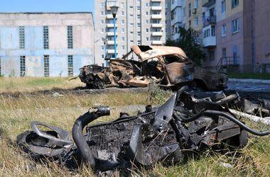 Жизнь в прифронтовой Авдеевке: разбитый город, артиллерийские канонады и поиски банкоматов