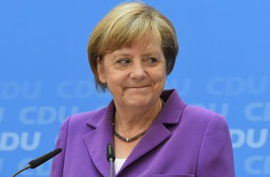 В Берлине ничего не знают о планах Меркель по Украине