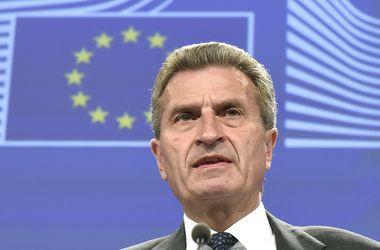 Следующий раунд газовых переговоров пройдет в конце следующей недели – Эттингер