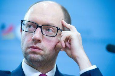 Яценюк – России: Минский протокол – это не меню, выполнять нужно все пункты