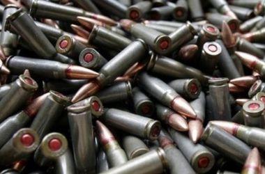 """Бойцы батальона """"Киев-1"""" на столичном блокпосту задержали автомобиль с боеприпасами"""