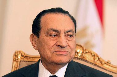Оглашение приговора Хосни Мубараку перенесено на 29 ноября