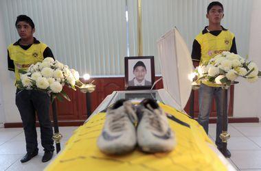 Трое футболистов мексиканского клуба убиты при нападении на автобус