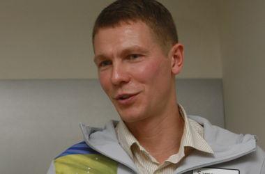Известный украинский биатлонист Андрей Дериземля идет в депутаты