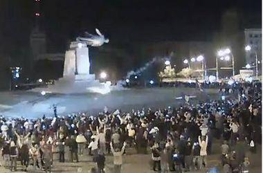 Балута прокомментировал снос памятника Ленину