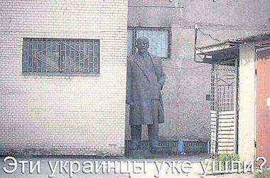 В Украине снесли 170 памятников Ленину