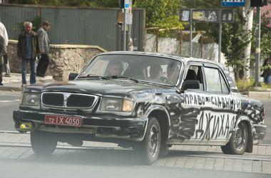 """В Луганске """"находчивые"""" террористы устроили распродажу угнанных авто"""