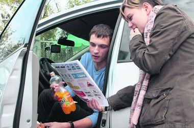 """В Украине появятся """"еврономера"""" на машинах, а новые дорожные знаки водители пока не выучили (инфографика)"""