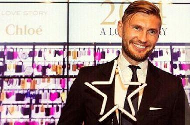 Экс-игрок сборной Украины стал самым стильным мужчиной года в Голландии