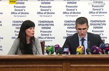 Генпрокурор сегодня отвечал на вопросы журналистов