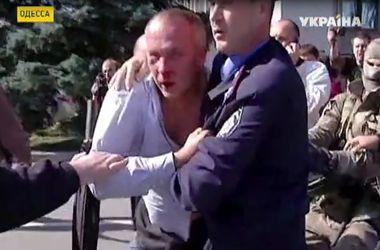 В Одессе избили народного депутата Нестора Шуфрича