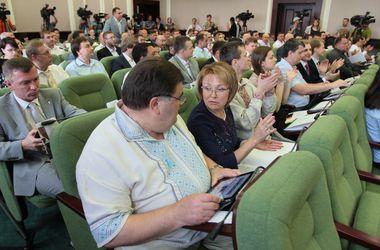 Цена Киеврады: каждое заседание обходится бюджету в 800 гривен за час