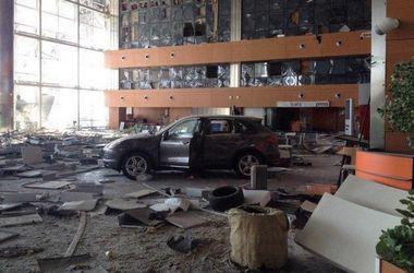 Ночью в Донецком аэропорту было спокойно, охрану объекта усилили
