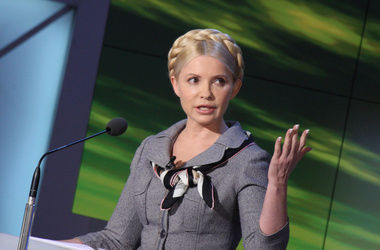 Тимошенко требует от Порошенко референдума о вступлении Украины в НАТО