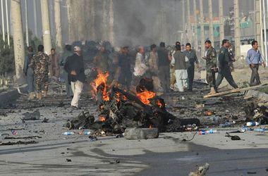 """""""Талибан"""" устроил новый теракт из-за договоренностей афганский властей и США"""