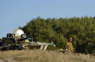 В течение суток 5 украинских военных получили ранения – СНБО