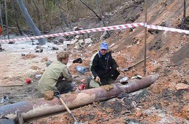 В Донецке террористы разбомбили газопровод